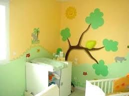 chambre bébé safari deco chambre bebe jungle radcor pro