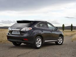 matte black lexus rx 350 2009 lexus rx 350 information and photos zombiedrive