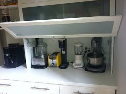 kitchen appliance storage cabinet awesome kitchen appliance garage ideas collections garage design ideas