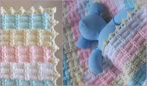 newborn pattern video nicole baby blanket free pattern and tutorial your crochet