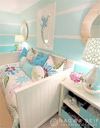 Mermaid Room Decor Mermaid Room The Ombré Walls Baby Nursery