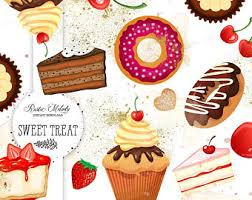 Sweet Treat Cups Wholesale Bakery Clipart Sweet Treat Bakery Clip Art Breakfast Clipart