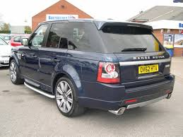 range rover autobiography 2012 land rover range rover sport 3 0 sd v6 autobiography sport 5dr