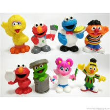 elmo cake topper sesame elmo cookie abby big bird cake topper figures