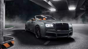 roll royce dawn black 2018 rolls royce dawn overdose by spofec 4k wallpaper hd car