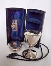 travel communion set communion set christianity ebay