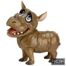 hippopotamus ornament paws hippopotamus ornaments