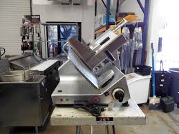 stainless steel food vegetable chute attachment for hobart berkel