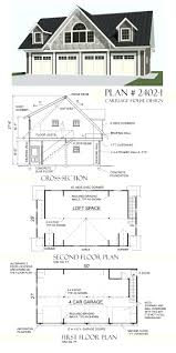 3 Stall Garage Plans 100 Garage Plans With Balcony House Plans For Narrow Lots