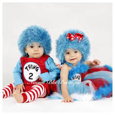 thing 1 u0026 thing 2 halloween costumes dr suess inspired embroidered cat in the hat thing 1 thing 2