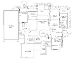 house plans with indoor basketball court how to costs floor plan of luxury home with sports court on lower level
