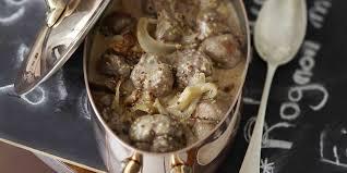 cuisine rognon rognon de veau à la moutarde facile recette sur cuisine actuelle