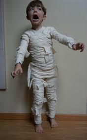 Mummy Halloween Costumes Girls Mummy