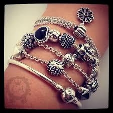 multi chain silver bracelet images 26 best pandora 5 station clip bracelet images jpg