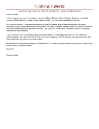 Sample Business Letters In English by Best Medical Cover Letter Examples Livecareer