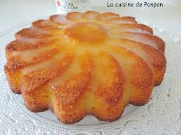 cuisine nantaise gâteau nantais au rhum agricole guyanais la cuisine de ponpon