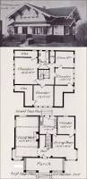 House Blueprint by 1908 Bungalows By V W Voorhees Of Seattle Plan No 124 This