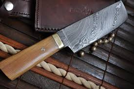 kitchen knives for sale now on sale chef knife damascus knife by perkin knives perkin