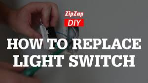 How To Change Out A Light Switch Home Improvement Archives Zip Zap Diy