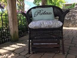Patio Chair With Hidden Ottoman Hidden Ottoman Hometalk