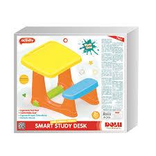 Kids Study Desk by Dolu Children Kids Smart Yellow U0026 Blue Study Art Drawing Creative