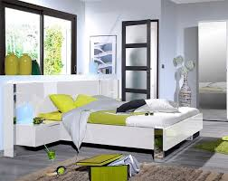 sciae sunrise contemporary high gloss white bed choice of size