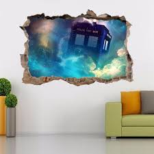 dr seuss wall decals the lorax unless someone like you cares dr tardis dr who smashed wall decal removable graphic wall sticker art