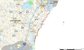 Map Of Massachusetts Coast by New Hampshire Route 1a Wikipedia