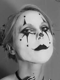 lovely clown u201d makeup tutorial u2013 the spooky octopus