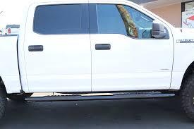 Truck Bed Bars Black Premium Nerf Bars Truck Access Plus