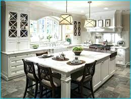 kitchen island dimensions with seating kitchen islands with seating for 6 island dimensions 60