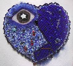 26 best bead embroidery images on pinterest beaded embroidery