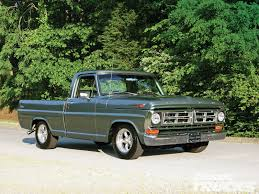 Classic Ford Truck Body Styles - 1972 ford f 100 rod network