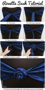 cheap sashes for chairs best 25 chair ties ideas on chair bows wedding chair