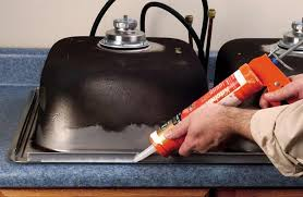 Sealant For Kitchen Sink To Install A Kitchen Sink