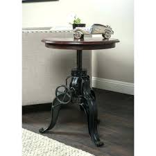 Pedestal Accent Table Onne U2013 Onne Co