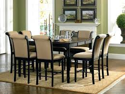 modern glass dining table quilted large square wood dining table glass legs 6 8 quilted chairs