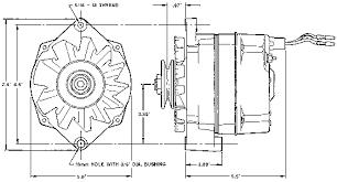 100 gm one wire alternator diagram alternator wiring