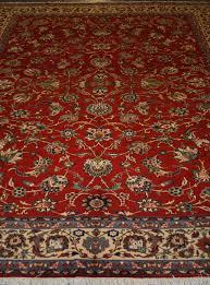 Kashan Persian Rugs by Najafabad Rug Origin And Description Guide