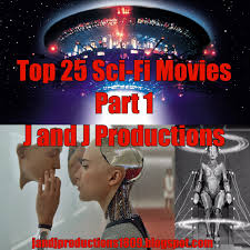 j and j productions top 25 sci fi movies part 1