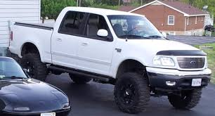 lifted black ford f150 rocky mountain suspension products