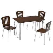 table and chairs plastic appealing plastic dining table dining table set