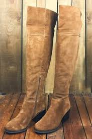 steve madden s boots canada steve madden brown suede the knee boots fashion friday