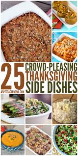 25 crowd pleasing thanksgiving side dishes a spectacled owl