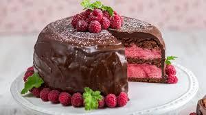 celebration cakes and raspberry celebration cake