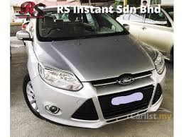 ford focus titanium silver ford focus 2014 titanium plus 2 0 in selangor automatic sedan