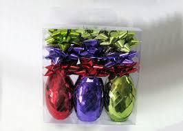 wrapping ribbon mixed ribbon egg and ribbon bow set for christmas gift