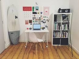 dans un bureau aménager un bureau dans un salon conseils déco ooreka