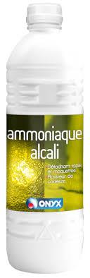 alcali cuisine ammoniaque entretien ménager droguerie et outillage décoration