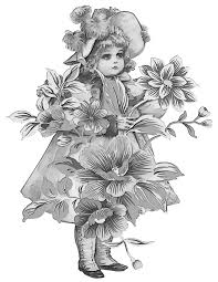 fashion coloring page victorian ladies fun u0026 fashion coloring book for adults